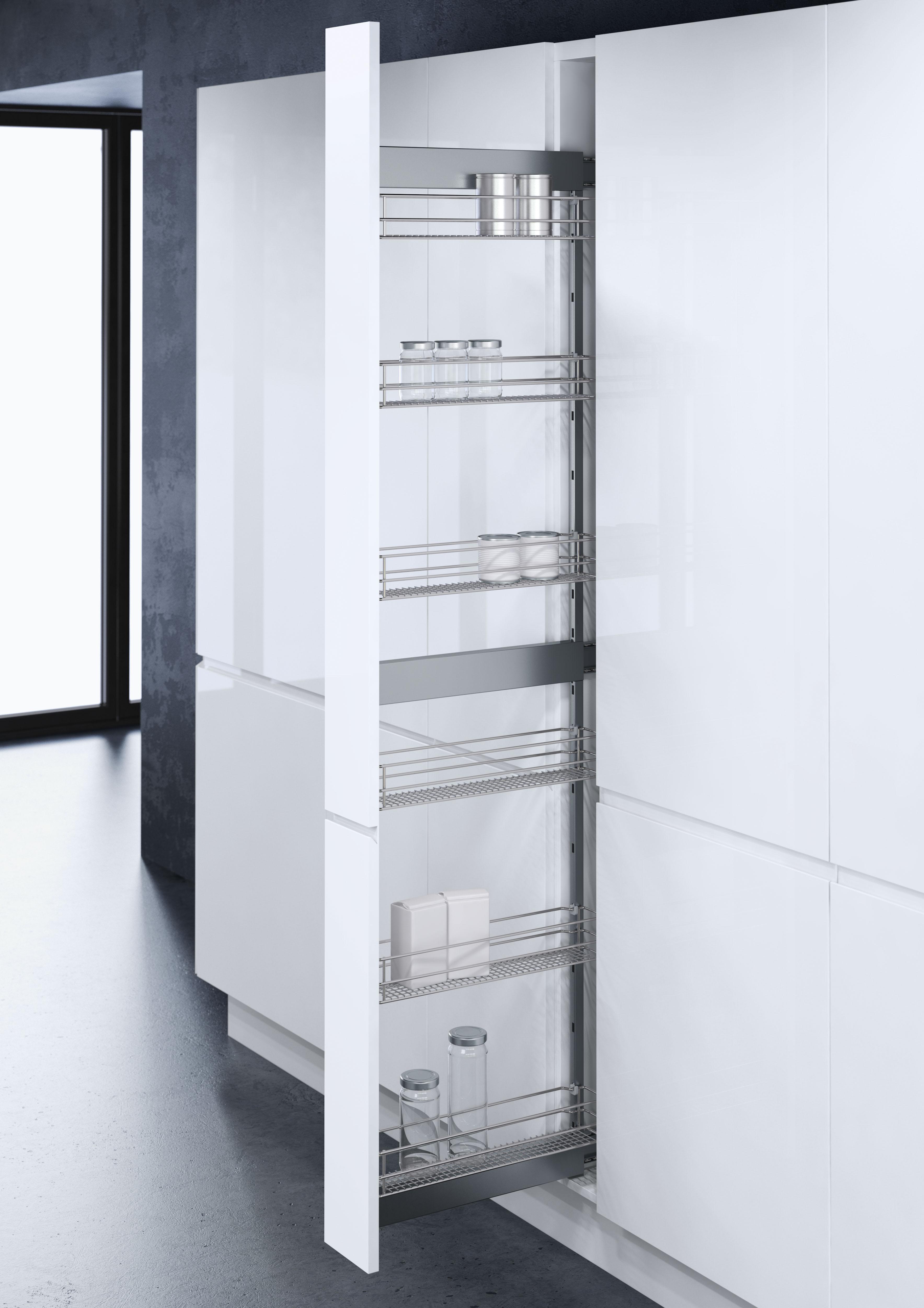 Выдвижная система VS TAL Side (DSA) в корпус шириной 200 мм высотой 1824 мм | Купить на Fierashop.ru в Ижевске